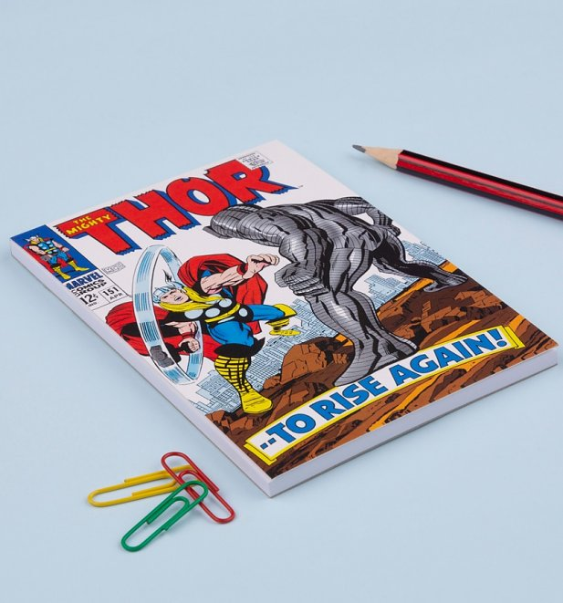 Thor Cover Magnetic Notepad