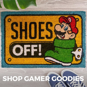 Shop Gamer Gifts