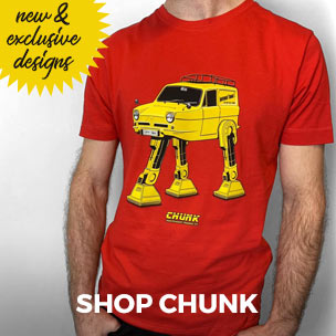 New & Exclusive Designs - Shop Chunk