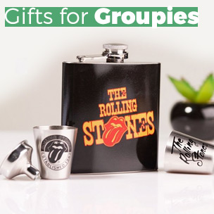 Gifts for Groupies