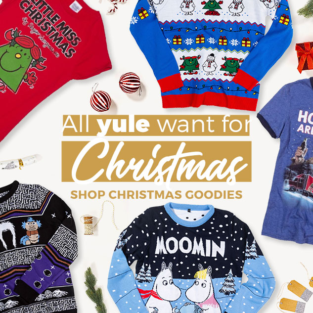 All yule want for Christmas - Shop Christmas Goodies