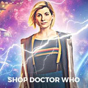 Doctor Who - Shop Now