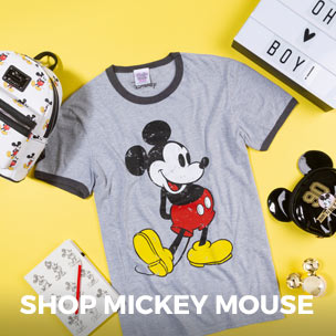 Mickey Mouse - Shop Now
