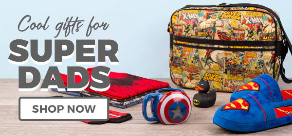 Cool Gifts for Super Dads - Shop Now