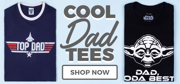 Cool Dad Tees - Shop Now
