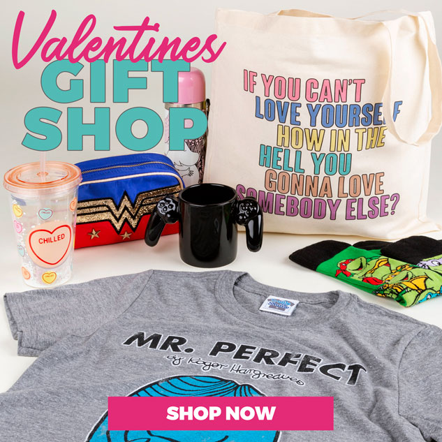 Valentines Gift Shop - Shop Now