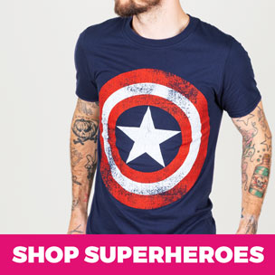 Shop Superheroes