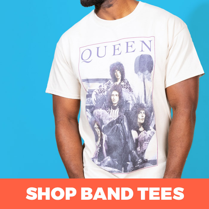 Shop Band Tees