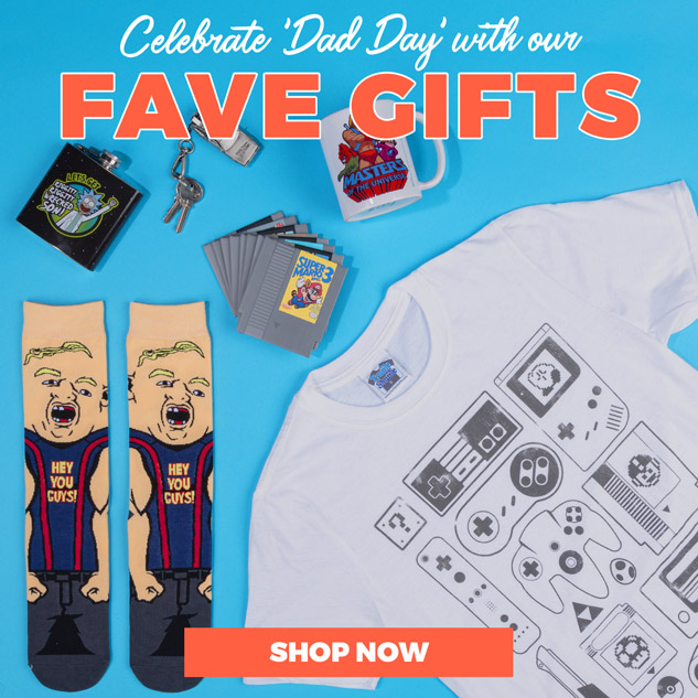 Celebrate Dad Day with our FAVE GIFTS - Shop Now