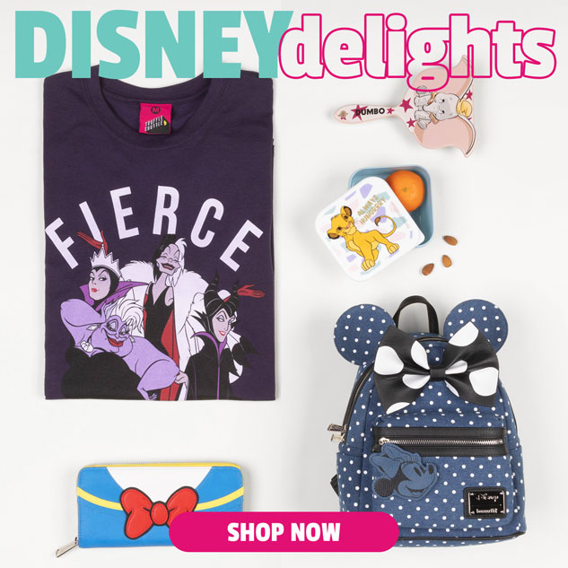 DISNEY DELIGHTS - Shop Now