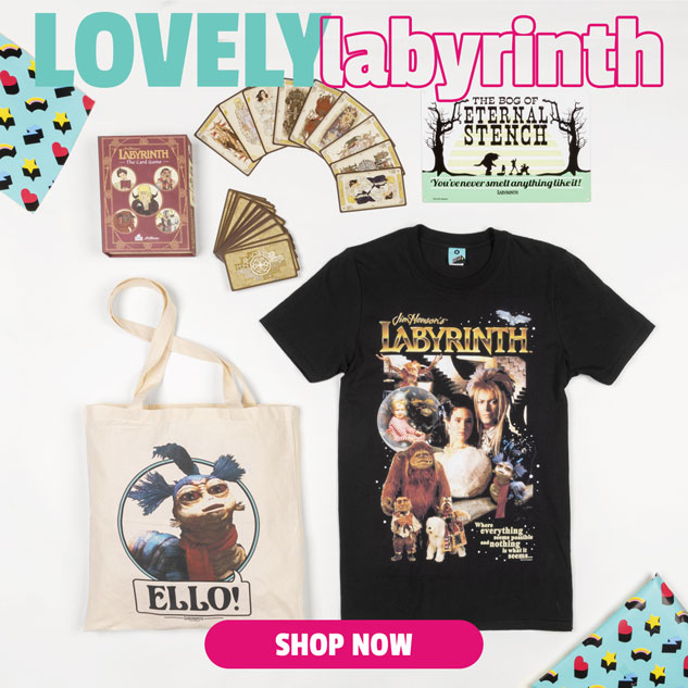LOVELY LABYRINTH - Shop Now