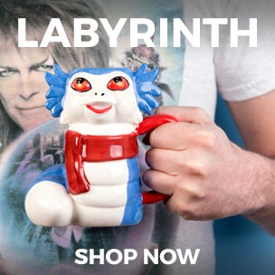 Are you a fan of Labyrinth? Shop our a-maze-ing t-shirts, vests, jumpers or tote bags! Perfect for all you precious things...