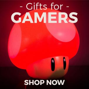 We guarantee you'll be scoring top gift-giving points with your Gifts for Gamers!