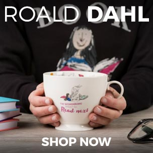 If you're looking to share a touch of wonder, our grand Roald Dahl gifts will make anyone's day magic! Shop Now