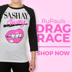 Looking to show some appreciation for the ultimate diva? Check out our selection of RuPaul's Drag Race clothing