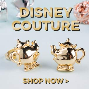 Prepare to be dazzled... Shop our enchanting Disney Couture jewellery.