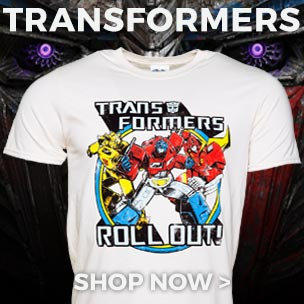 Shop our Transformers T-Shirts, Accessories and Gifts, they are perfect for mega-fans of one of the coolest toys on the planet!