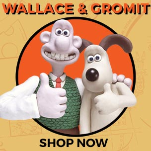 Wallace and Gromit - Shop Now