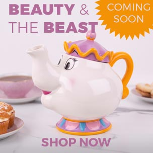 COMING SOON! Beauty and the Beast - Shop Now