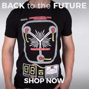 Back to the Future - Shop Now