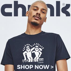 For clever, cult and comedy tees with a true sense of fun, shop our amazing range of Chunk Clothing t-shirts!