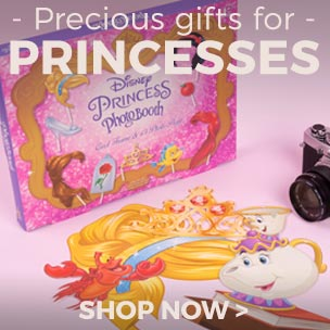 Transform into a perfect princess with our pretty jewellery, clothing and accessories.