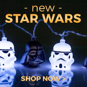 This is the Star Wars merchandise you've been looking for. Buy now.