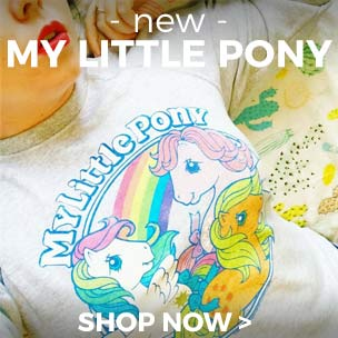 Shop online for My Little Pony clothing for adults and kids, gifts and accessories which is sure to have you riding into the sunset, order online today at TruffleShuffle.
