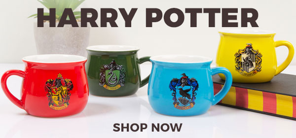 Harry Potter - Shop Now