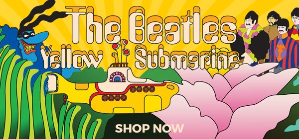 Shop our amazing collection of Yellow Submarine T-Shirts and gifts