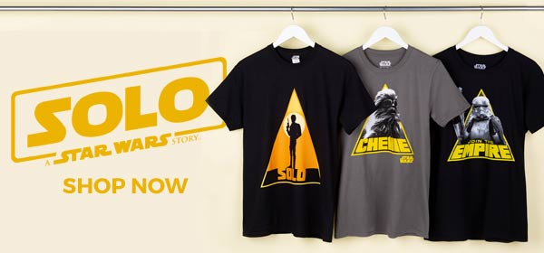 Solo: A Star Wars Story - Shop Now