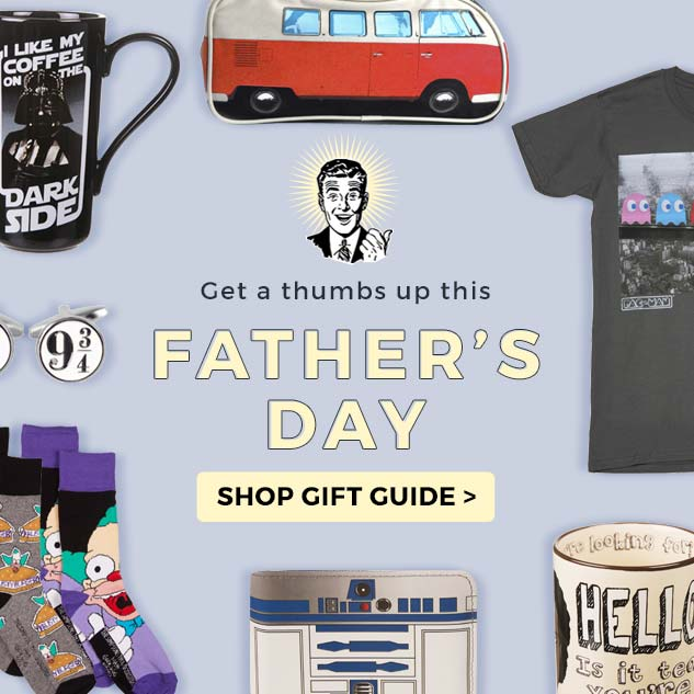 This Father's Day, get a thumbs up by buying your dad something cool with our amazing, handpicked range of unique gift ideas