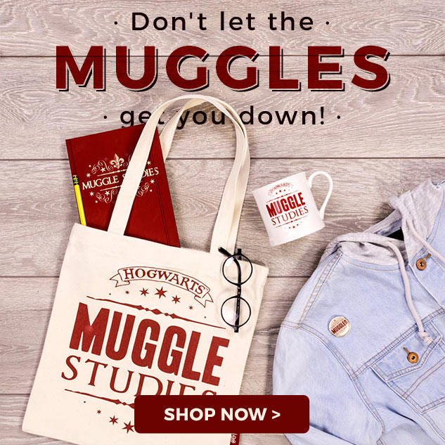 Our Spellbinding collection of Harry Potter T-Shirts, Clothing, Gifts and Accessories